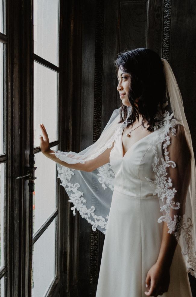 新娘婚纱造型高清图