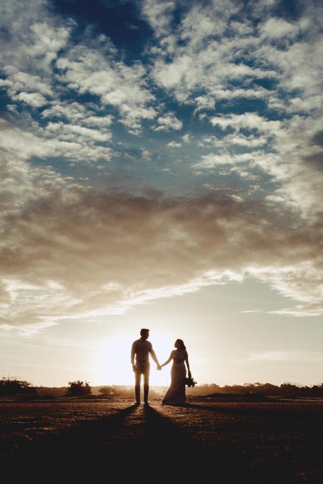 婚纱摄影素材高清图片