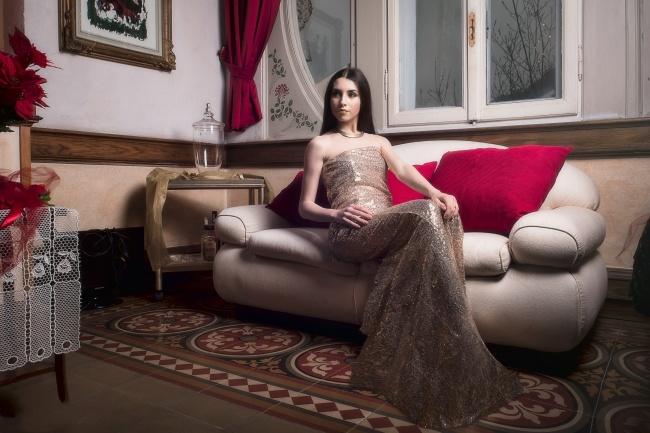 熟女人体艺术写真摄影高清图片
