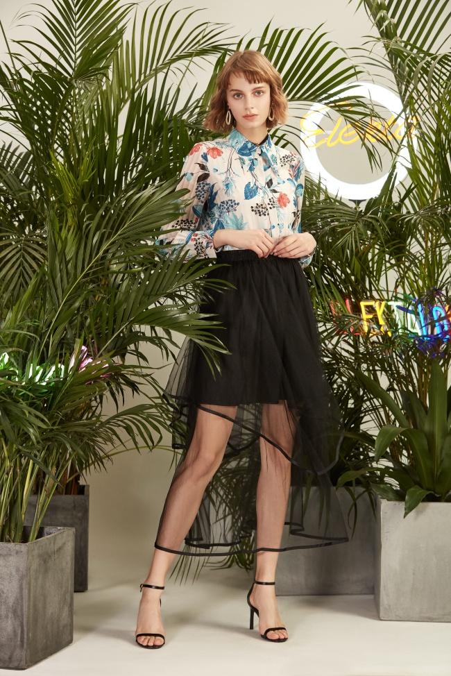 品牌女装欧美模特高清图片