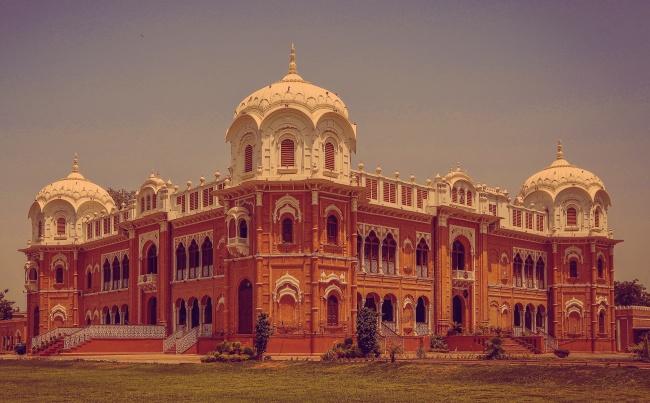 巴基斯坦古建筑圖片下載