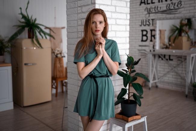 欧美模特美女人体艺术图片