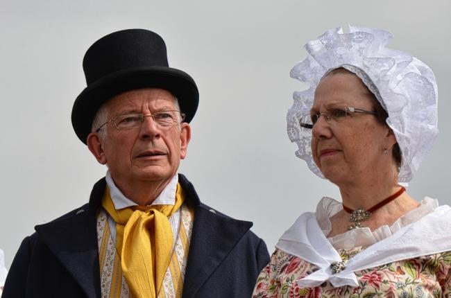 外国老夫妻头像高清图