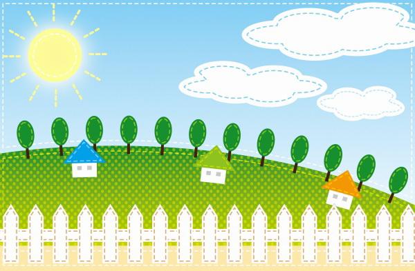 儿童节卡通背景图片素材