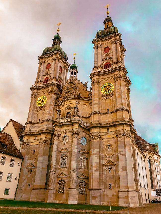 圣加尔修道院图片