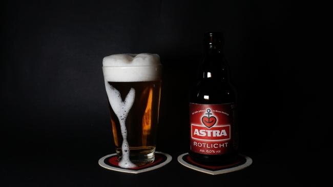 一杯倒满的啤酒图片大全