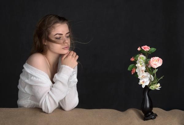 欧洲美女性感人体艺术高清图片