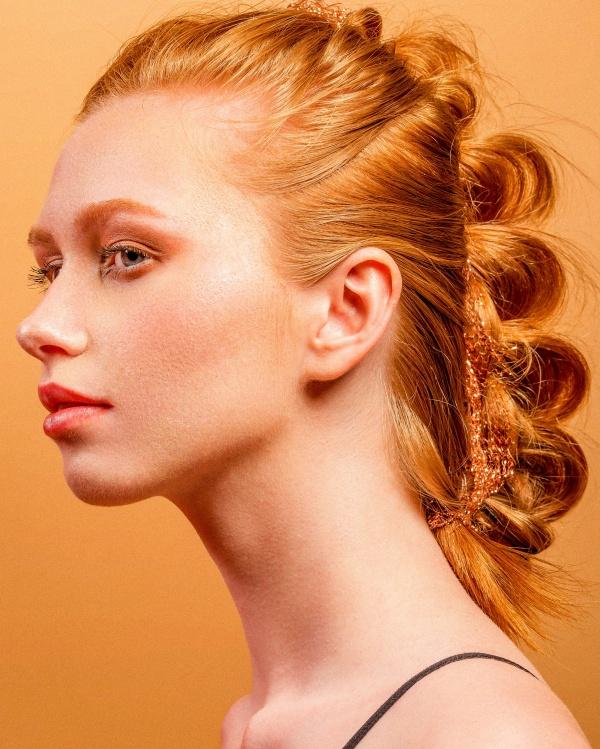 欧美气质发型精美图片