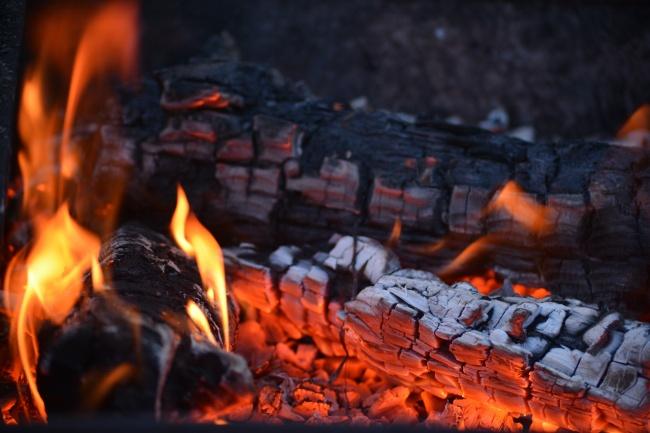 燃烧火苗火焰图片
