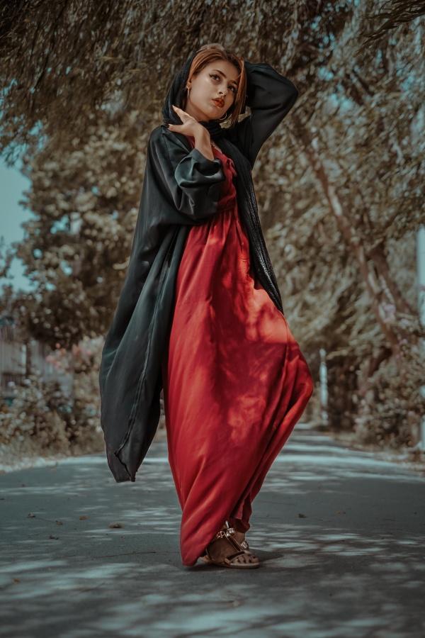 亚洲美女人休艺术摄影图片素材