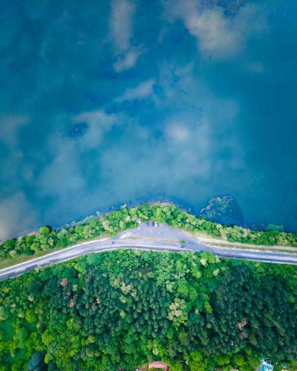 环海公路高清图