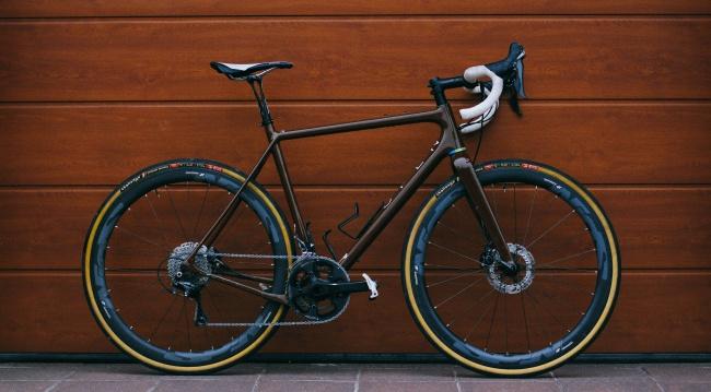高档品牌单车高清图片