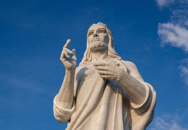 基督艺术雕像高清图