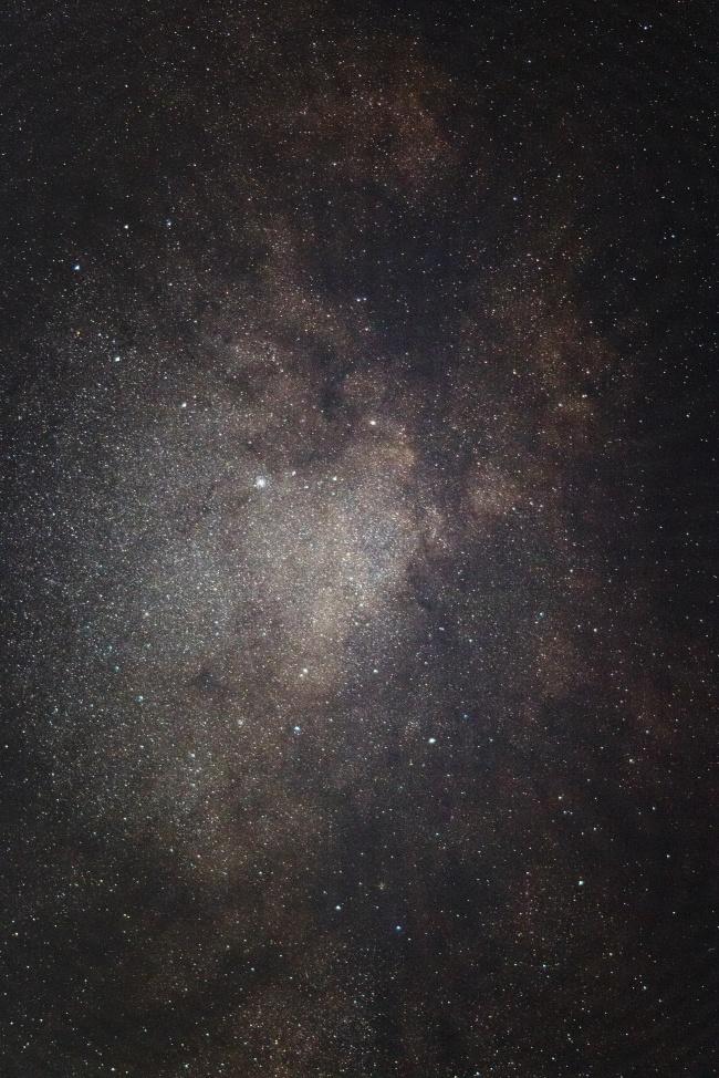 暗夜星空图片素材