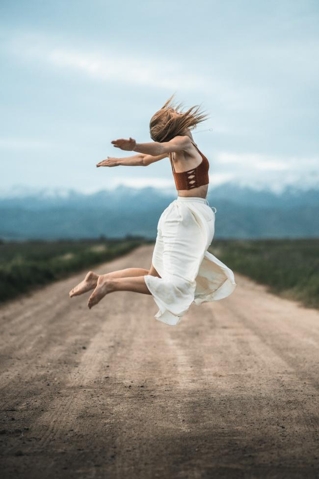 激情四射美女艺术摄影图片素材