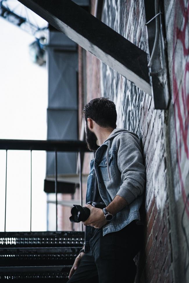 摄影师记者精美图片