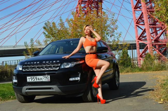 车模美女人体艺术写真诱惑图片