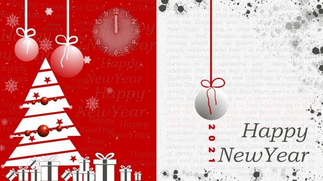 2021圣诞节贺卡 _2021年圣诞节贺卡_站长素材精美图片