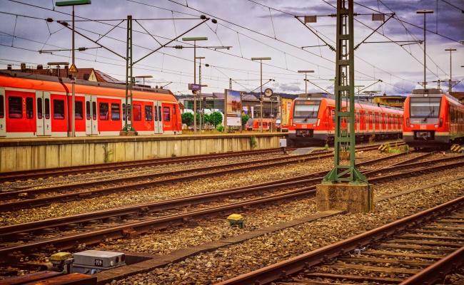 铁路交通站点图片大全