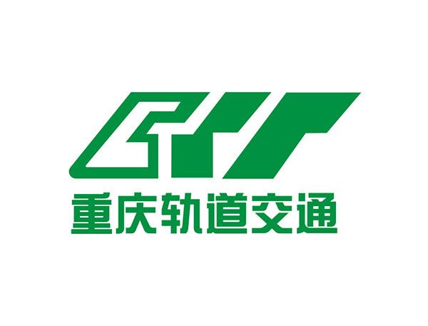 重庆地铁logo图矢量下载