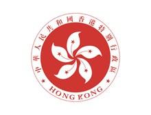 香港区徽图矢量图下载