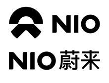 NIO蔚来logo图矢量图片