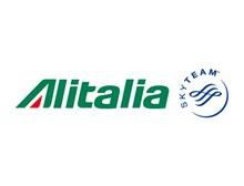 意大利航空(Alitalia)标志图矢量图下载