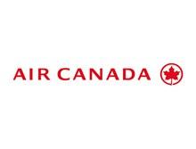 加拿大航空标志图矢量图片