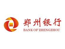 郑州银行标志图矢量图