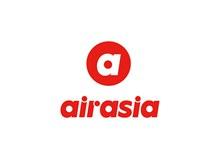 AirAsia亚洲航空公司logo标志图矢量素材